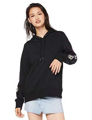 Volcom Junior's Women's Vol Stone Pullover Lined Hoody