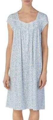 Eileen West Waltz Floral Nightgown