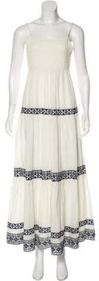 Tularosa Embroidered Maxi Dress
