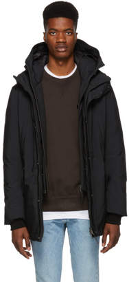 Mackage Black Elliot Powder-Touch Down Jacket
