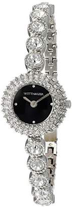 Bulova Women's Quartz Stainless Steel Casual Watch, Color:Silver-Toned (Model: WN4081) $243.75 thestylecure.com