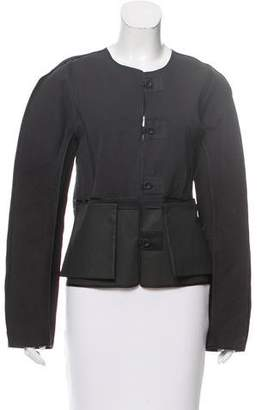 Reed Krakoff Structured Two-Tone Jacket