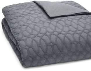Hudson Park Collection Interlock Duvet Cover, King - 100% Exclusive