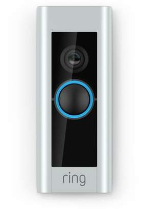 Ring Pro Video Doorbell Pushbutton Kit