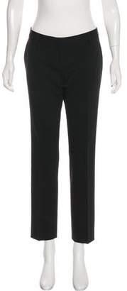Aspesi Mid-Rise Straight-Leg Pants