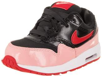 Nike Toddlers Air Max 1 QS (TD) Running Shoe 10 Infants US