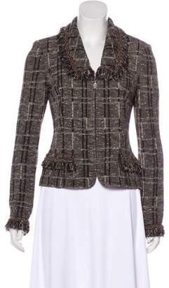 St. John Wool-Blend Knit Jacket w/ Tags