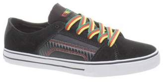 Etnies Rss Kids Black/green/gold Shoe Adult 04