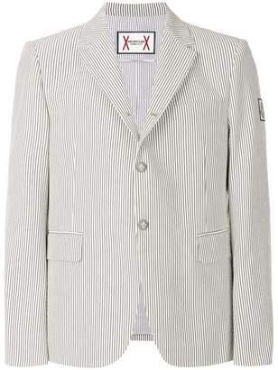 Moncler Gamme Bleu classic fitted blazer