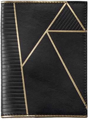 Graphic Image The Palace Leather Passport Holder