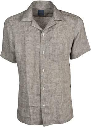Barba Napoli Short Sleeve Shirt