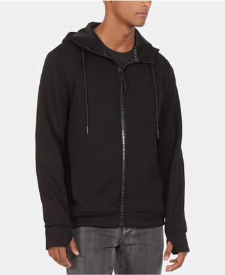 Kenneth Cole New York Men Regular-Fit Full-Zip Hoodie