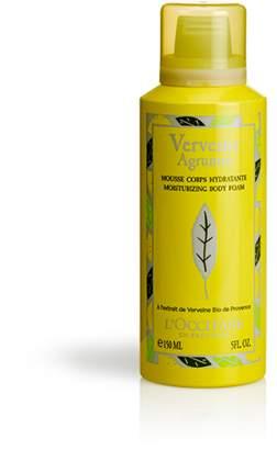 L'Occitane Citrus Verbena Moisturising Body Foam