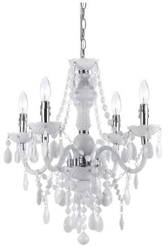 AF LightingAF Lighting Naples 4-Light Crystal Chandelier