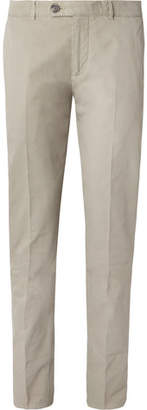 Brunello Cucinelli Cotton-Twill Chinos