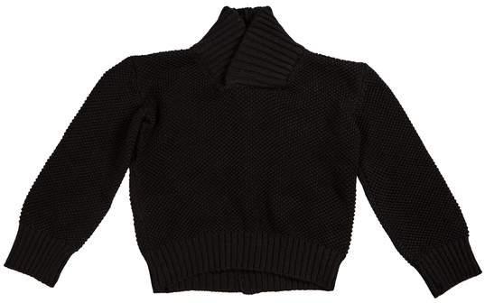 Infantium Victoria Infantium Victoria Knitted Black Sweater