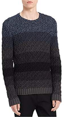 Calvin Klein Jeans Men's Ombre Stripe Sweater