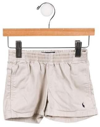 Polo Ralph Lauren Boys' Woven Two Pocket Shorts