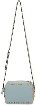 Valentino Blue Garavani Rockstud Crossbody Bag