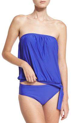Athena Cabana Solids Callia Bandini Swim Top $68 thestylecure.com