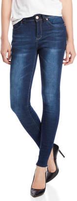 YMI Jeanswear Wanna Betta Butt Mid-Rise Skinny Jeans