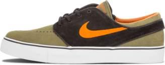 Nike Zoom Stefan Janoski 'UNDFTD' - Medium Olive/Urban Orange