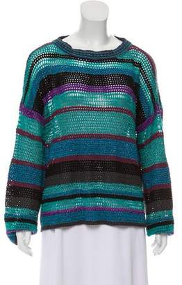Zadig & Voltaire Striped Knit Sweater