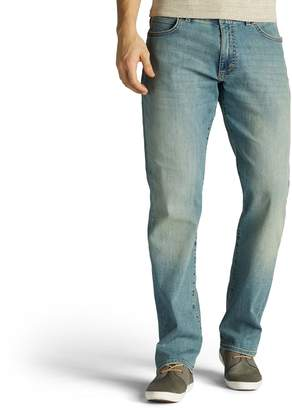 c8b5e9b3 Lee Big & Tall Men's Extreme Motion Straight Fit Jeans