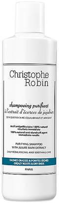 Christophe Robin Purifying Shampoo with Jujube Bark Extract