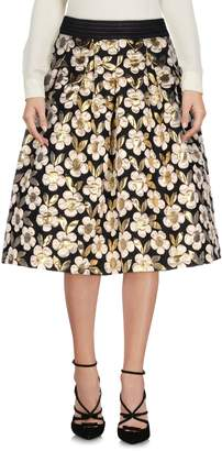 Lm Lulu Knee length skirts - Item 35292144UE