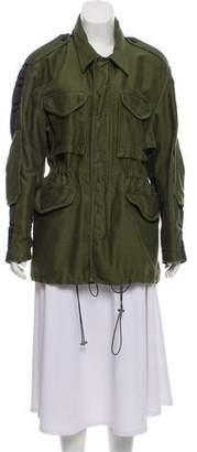 3.1 Phillip Lim Contrast Utility Jacket