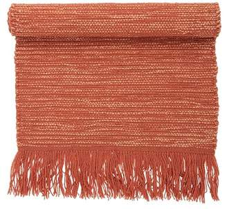 BLOOMINGVILLE Wool Fringe Rug - 2ft x 5ft