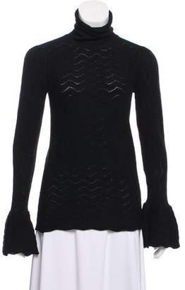 Co Wool Knit Turtleneck