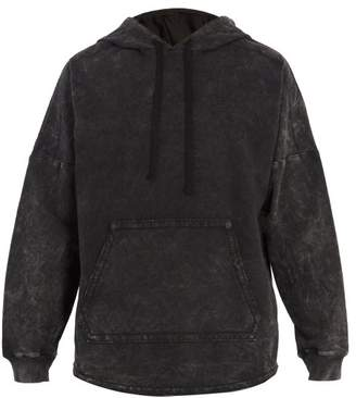 True Religion Void Tactics Washed Cotton Hooded Sweatshirt - Mens - Multi