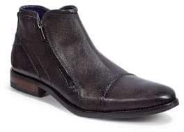 Bugatti Gabrio Leather Ankle Boots