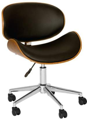 M.O.D. Charline Faux Leather Modern Desk Chair