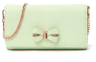 Ted Baker Melisia Bow Matinee Wallet on a Chain