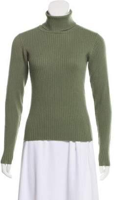 TSE Rib Knit Cashmere Sweater