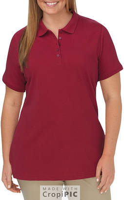 Dickies Solid Pique Polo - Plus