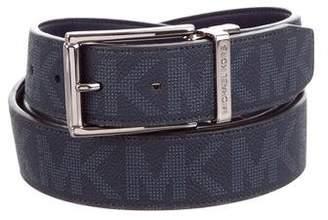 MICHAEL Michael Kors Leather Logo Belt w/ Tags