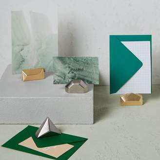 west elm Geo Placecard Holders