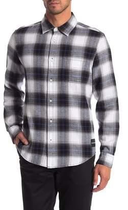 Calvin Klein Checkered Logo Shirt