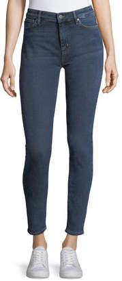 MiH Jeans Bridge High-Waist Skinny Jeans