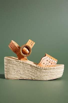Soludos Sofia Jute-Platform Sandals