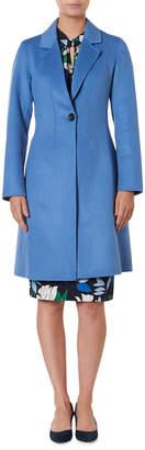 David Lawrence Hetty Double Face Duster Coat