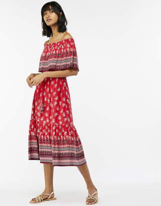Monsoon Rochelle Print Dress