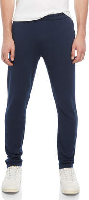 Ron Dorff Navy Urban Fleece Lounge Pants