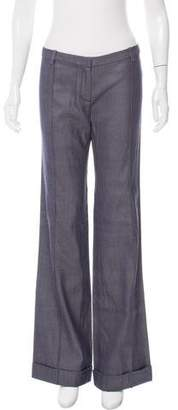 Alexander Wang Wide-Leg Silk Pants w/ Tags