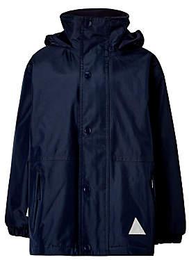 Reversible School Coat, Blue