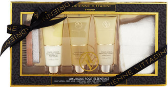 Adrienne Vittadini Luxurious Essentials Five-Piece Foot Set $29 thestylecure.com